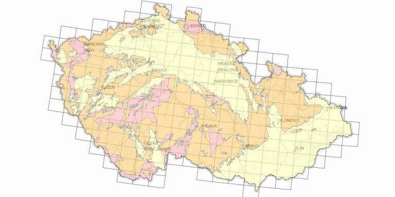 Měření radonu aradonový průzkum