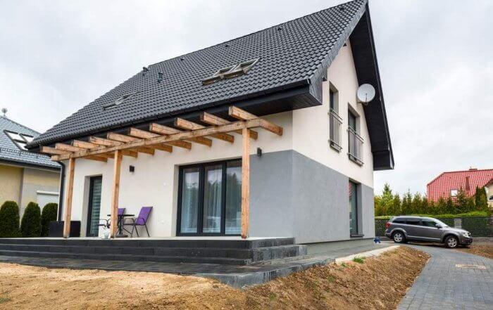 Hotová novostavba rodinného domu