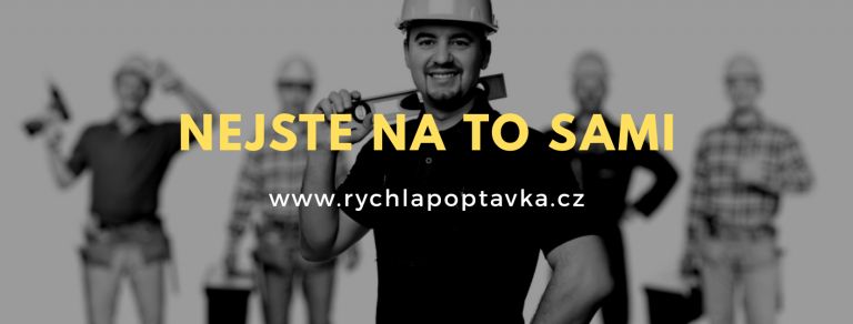 Jak funguje RychláPoptávka.cz?