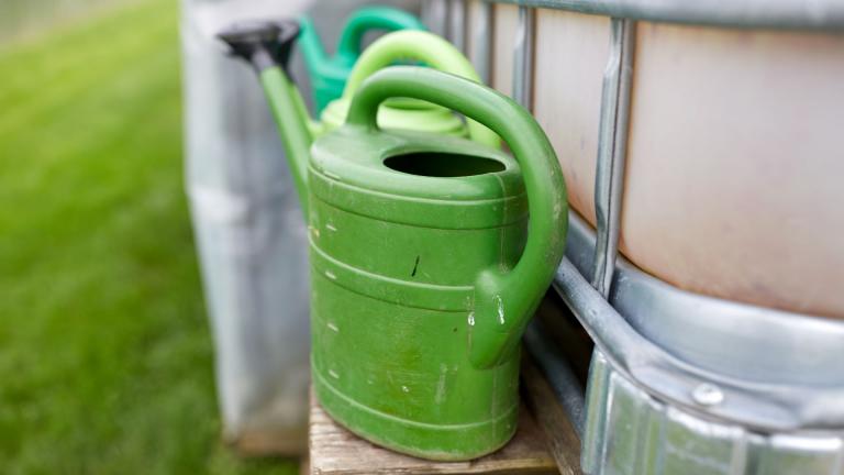 Jak využít zadrženou dešťovou vodu?